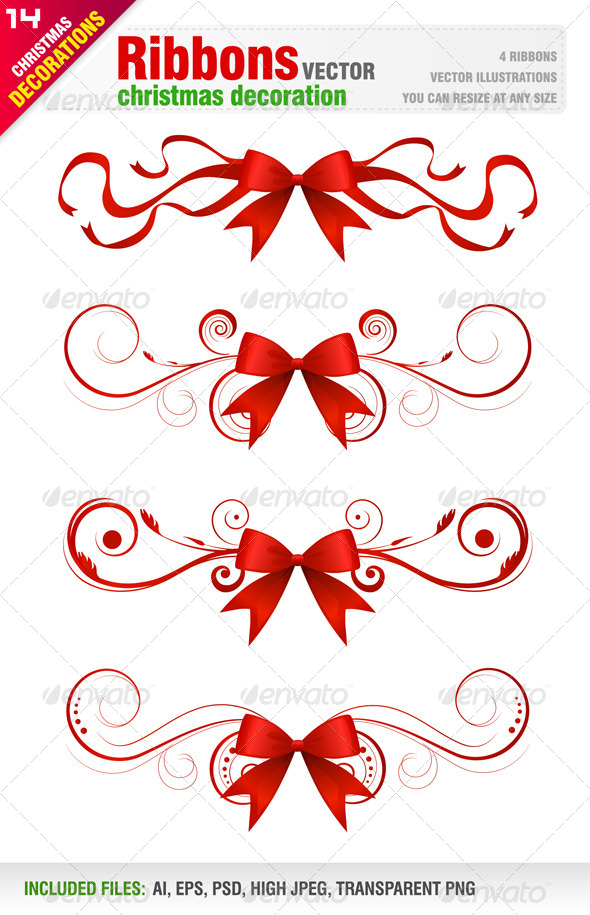 GraphicRiver Ribbons 5959626