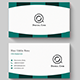 Sky Clean Business Card - GraphicRiver Item for Sale