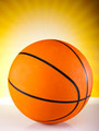 Basketball ball, sunshine - PhotoDune Item for Sale