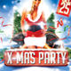 X-Mas Party Flyer - GraphicRiver Item for Sale