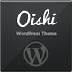 Oishi WordPress Theme - ThemeForest Item for Sale