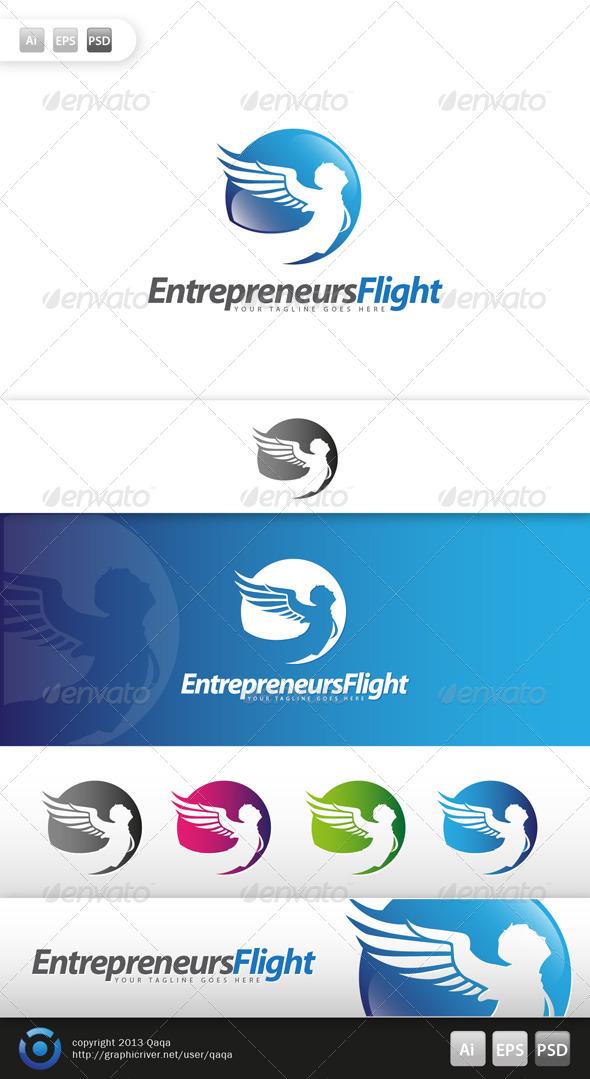 GraphicRiver Entrepreneurs Logo 5967385