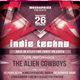 Indie Techno Flyer Template - GraphicRiver Item for Sale