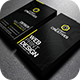 Creative Carbon Business Card - GraphicRiver Item for Sale
