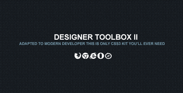Designer Toolbox II