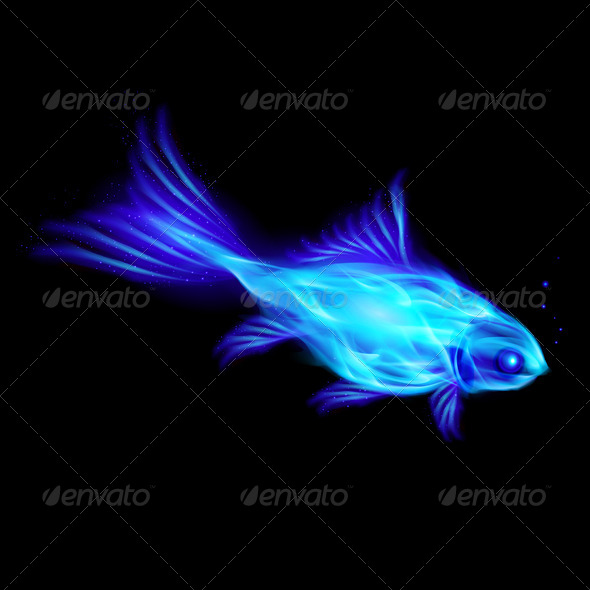 GraphicRiver Fire Fish 5972358