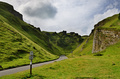 Winnats Pass in Derbyshire - PhotoDune Item for Sale