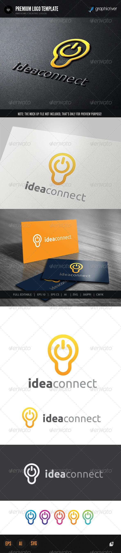 GraphicRiver Idea Connect 5978596
