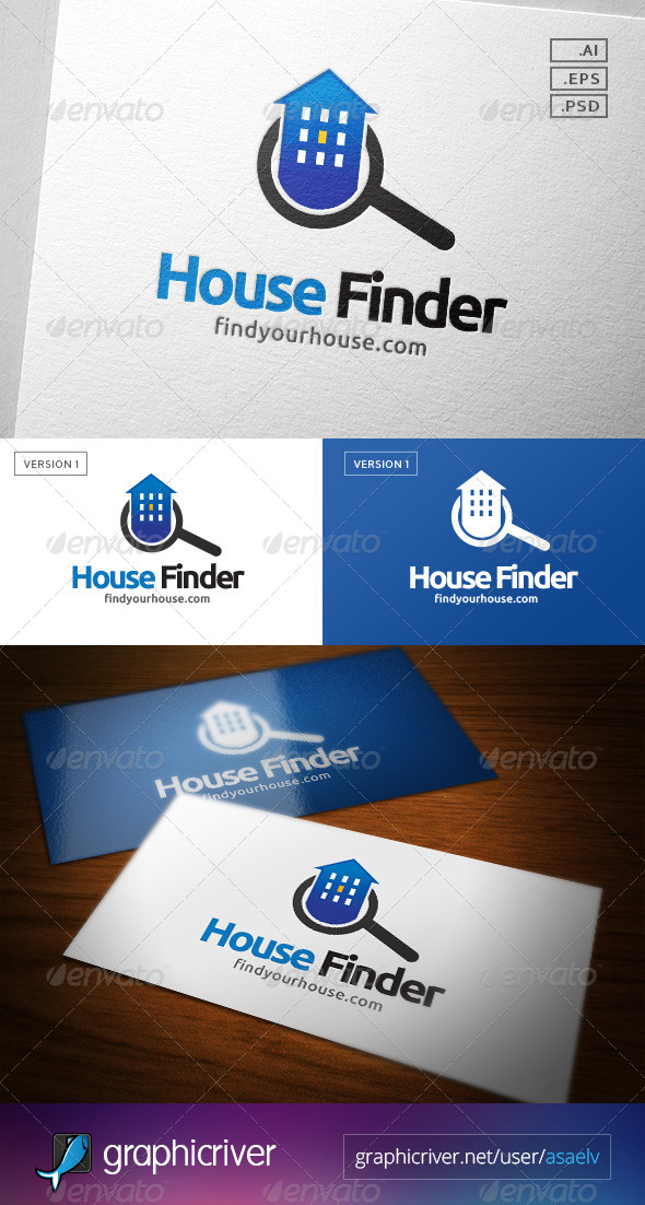 GraphicRiver Real Estate Logo 5967582