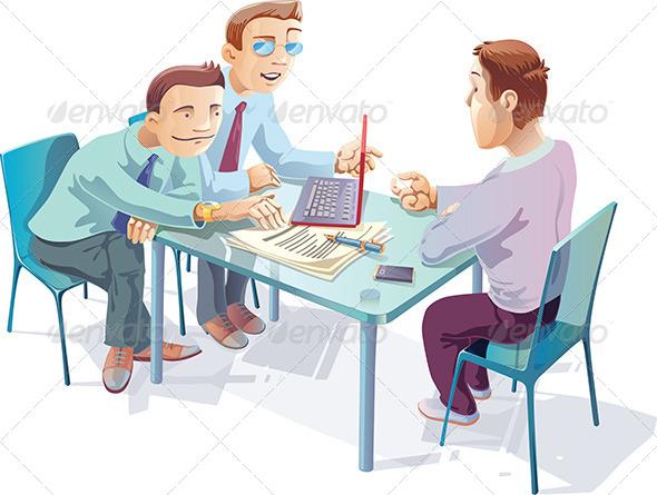 GraphicRiver Negotiations 5979649