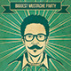 Movember Party Flyer Template - GraphicRiver Item for Sale