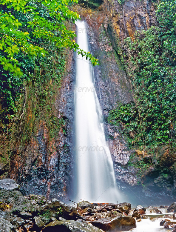 Syndicate Falls - Stock Photo - Images