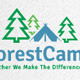 Forest Camp Logo - GraphicRiver Item for Sale