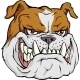 Broun Bulldog - GraphicRiver Item for Sale
