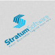 Stratum Software Logo - GraphicRiver Item for Sale