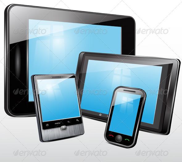 GraphicRiver Electronic Technics 5983337
