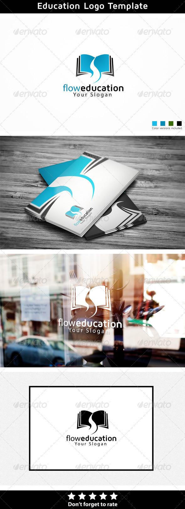 GraphicRiver Education Flow 5984428