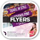 Around World Travel Flyers - GraphicRiver Item for Sale