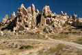 Ancient Town in Cappadocia  Turkey - PhotoDune Item for Sale