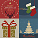 Christmas Backgrounds-Cards Collection - GraphicRiver Item for Sale