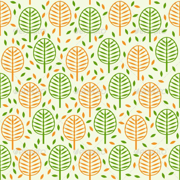 GraphicRiver Tree and Foliage 5987086