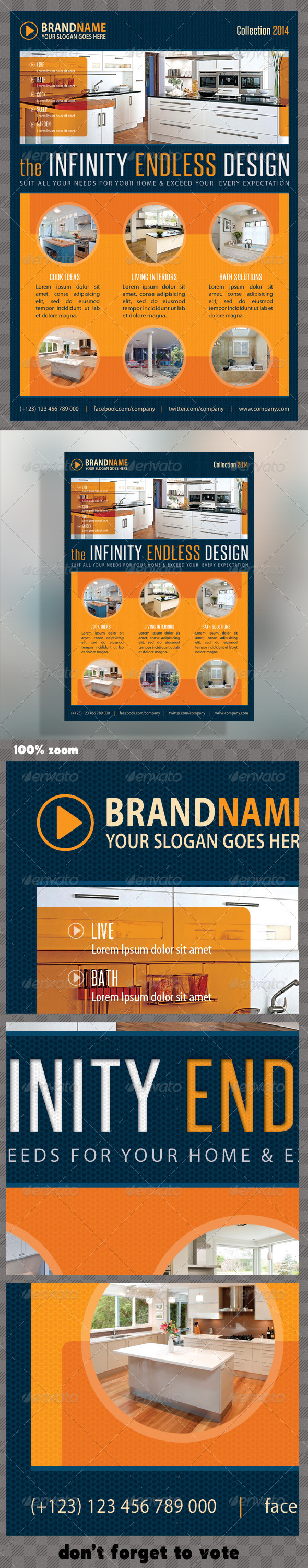 GraphicRiver Corporate Product Flyer 40 5987653