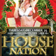 Flyer Template House Nation Christmas Edition - GraphicRiver Item for Sale