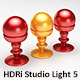 HDRi Studio Light 5 - 3DOcean Item for Sale