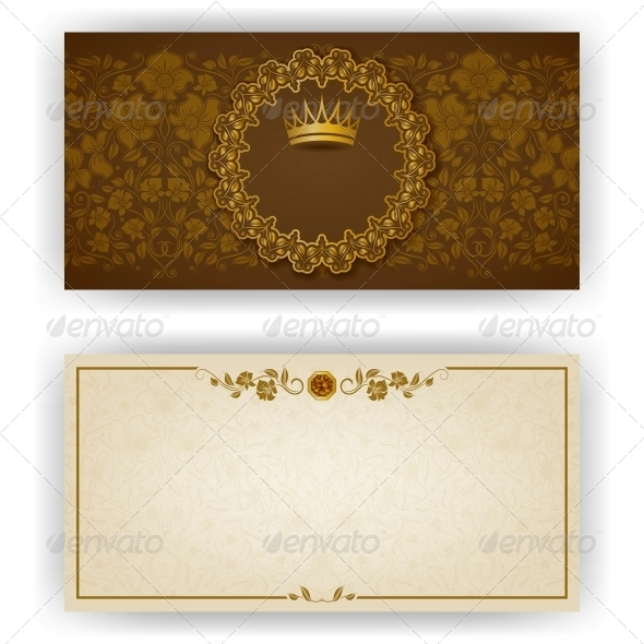 GraphicRiver Elegant Template for VIP Luxury Invitation 5988930