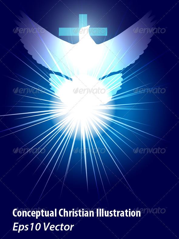 GraphicRiver Holy Spirit 5989118