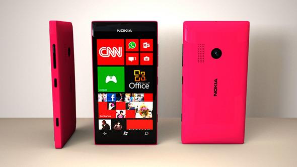 3DOcean Nokia Lumia 505 5989511