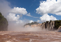 River leading to Iguassu Falls - PhotoDune Item for Sale
