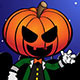 Halloween Jack-O-Lantern Trick or Treat Costume - GraphicRiver Item for Sale