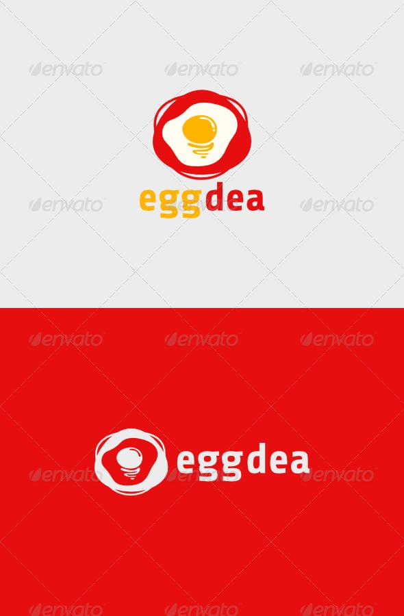 GraphicRiver Eggdea Logo 5990524