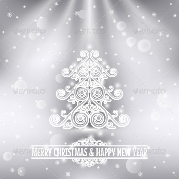 GraphicRiver Merry Christmas and Happy New Year 5990583