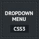 Responsive CSS3 Dropdown Menu - CodeCanyon Item for Sale