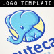 Cutecalf Logo Template - GraphicRiver Item for Sale
