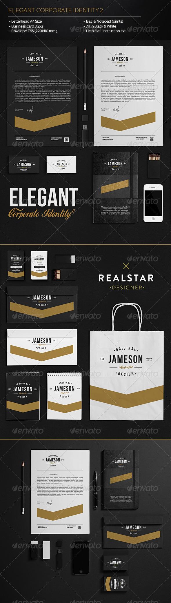 GraphicRiver Elegant Corporate Identity 2 5994016