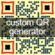 Advanced Custom QR Code Generator - CodeCanyon Item for Sale
