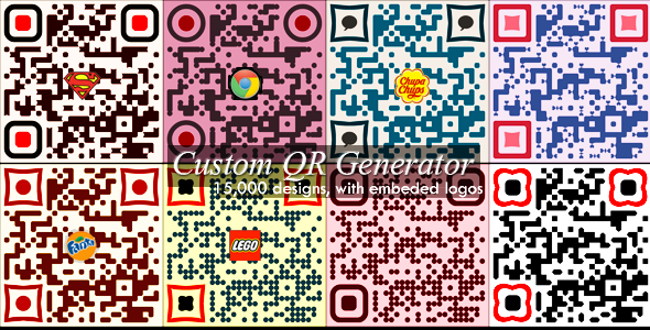 CodeCanyon Advanced Custom QR Generator 5979898