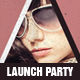 Launch Party Flyer Template - GraphicRiver Item for Sale