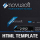 NovuSoft - ThemeForest Item for Sale