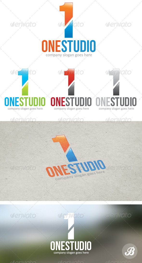 GraphicRiver One Studio 5997977