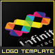 Square Infinite - Logo Template - GraphicRiver Item for Sale
