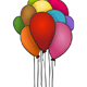 Floating Balloons - GraphicRiver Item for Sale