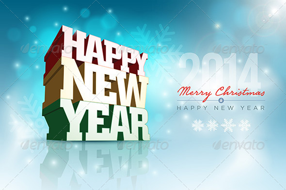 GraphicRiver Happy New Year 5999584
