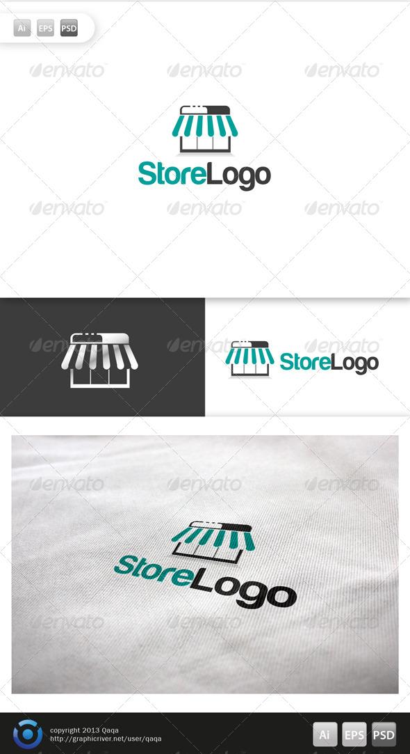GraphicRiver Store Logo 6000517