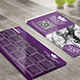 Royal Bakery Business Card 2014-2015 Calendar - GraphicRiver Item for Sale