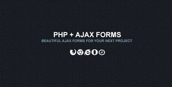 CodeCanyon PHP Ajax Forms 6002147