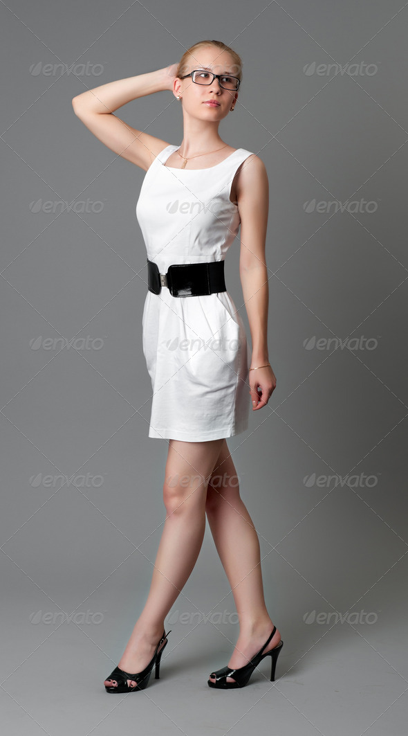 young woman - Stock Photo - Images